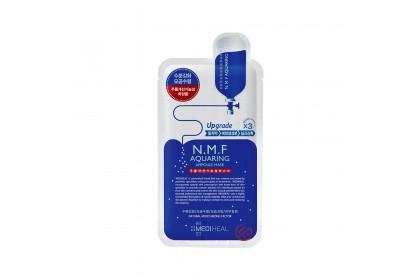 MEDIHEAL N.M.F Aquaring Ampoule Mask Ex Sheet [1ea]