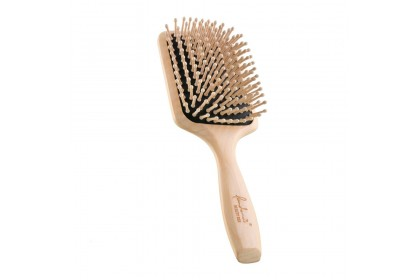 PANDORA'S BEAUTY Beech Wood Wooden Pin Brush
